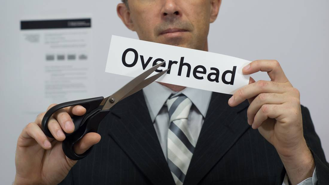 overhead cost management mistakes
