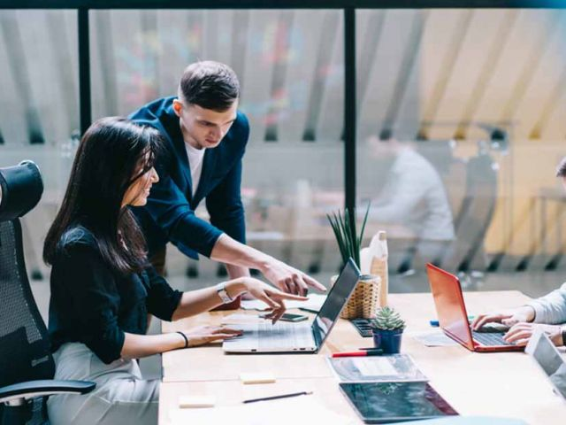 connection between employee productivity and business profitability