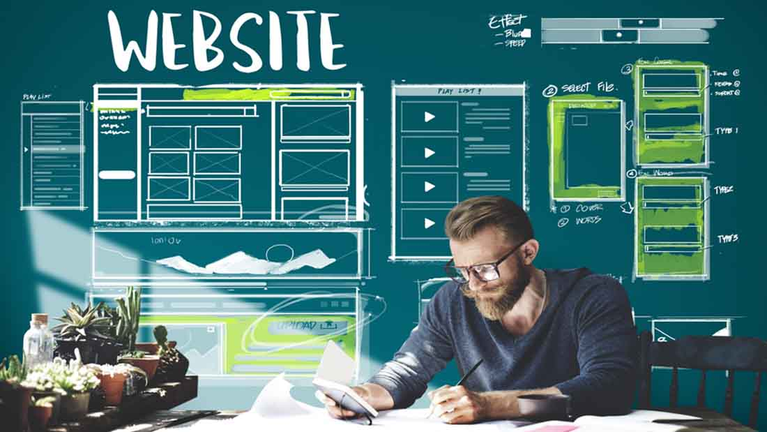 get a website designed on a budget