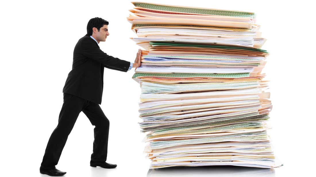 going paperless is a great way to cut costs