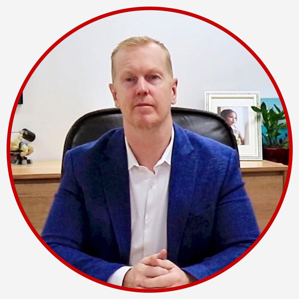 Benchmark Cost Solutions Managing Director Scott Noakes